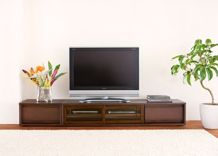 ガラス・テレビボード Lv01:画像3