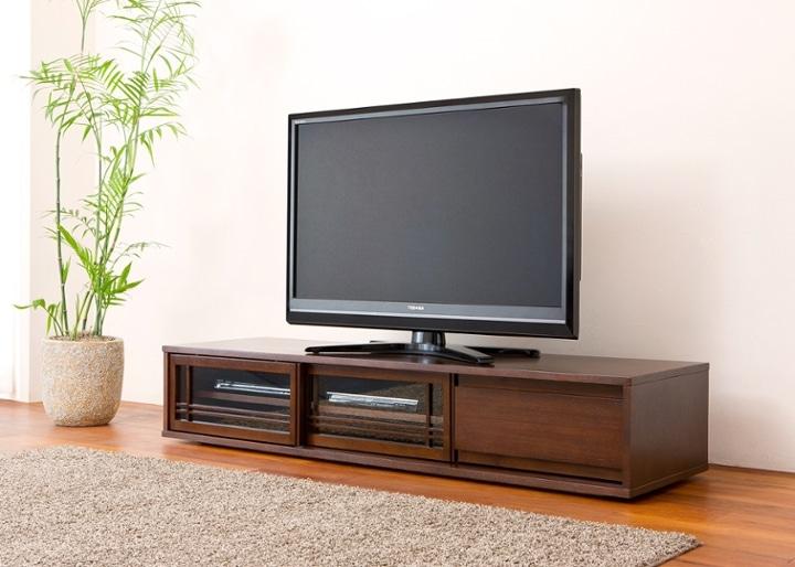 ガラス・テレビボード Lv01:画像4