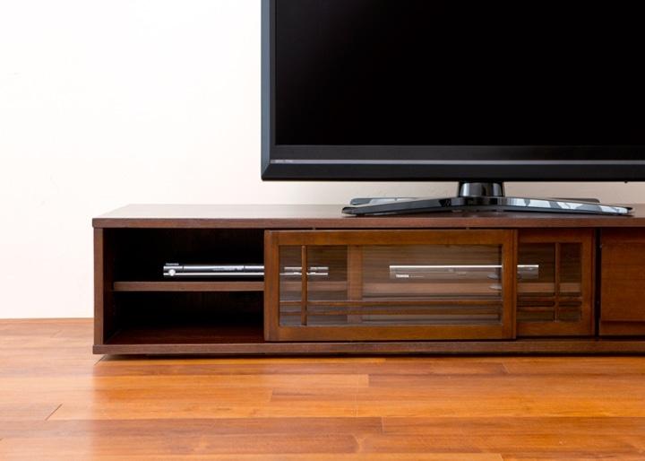 ガラス・テレビボード Lv01:画像5