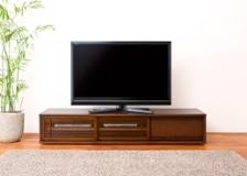 【販売終了】ガラス・テレビボード Lv01 1600