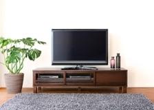 ガラス・テレビボード Hv01