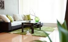都会的で洗練されたモダンアジアンを堪能できるモデルハウスの家具・インテリア実例