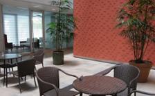 至高の癒し空間を堪能できるリゾートホテルインテリア実例:画像1