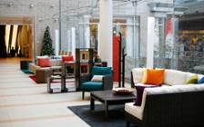 a.flat10周年記念のイベント企画における家具・インテリア展示事例