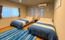 部屋ごとに自然と調和したテーマカラーが魅力的な宮古島のリゾートホテル実例