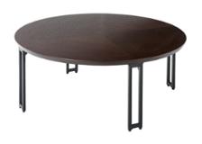 ラウンド・ローテーブル 900:ディティール画像1
