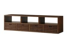 キューブ・テレビボード 1540 (GB):ディティール画像2