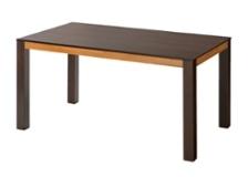 バンブー・ダイニングテーブルv02 1400:ディティール画像2