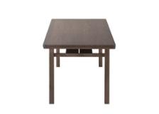 ムク・ダイニングテーブル 1450:ディティール画像2