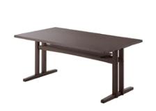 モク・ソファダイニングテーブル 1500:ディティール画像2