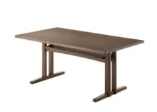 モク・ソファダイニングテーブル 1500 (GB):ディティール画像4
