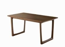 セイル・ダイニングテーブル 1600 (GB):ディティール画像1