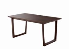 セイル・ダイニングテーブル 1600:ディティール画像1