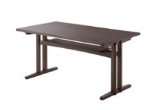 モク・ダイニングテーブル 1500:ディティール画像2