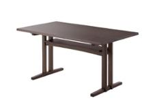 モク・ダイニングテーブル 1500:ディティール画像4