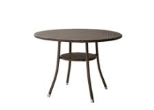ガーデン・テーブル 1000 セット チェア×2:ディティール画像1