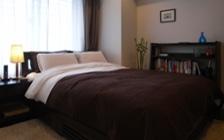 No.12 リゾートホテルのようにリラックスできる寛ぎ空間