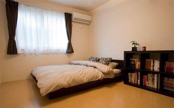 No.18 ご夫婦で過ごすリラックス空間 10畳リビングルーム(1LDK)を広く使ったインテリア実例:画像4