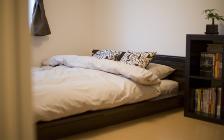 No.18 ご夫婦で過ごすリラックス空間 10畳リビングルーム(1LDK)を広く使ったインテリア実例:画像5