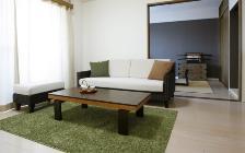 No.20  高級感のある和モダンな空間を一人暮らしで堪能する贅沢インテリア:画像1