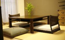 No.20  高級感のある和モダンな空間を一人暮らしで堪能する贅沢インテリア:画像6