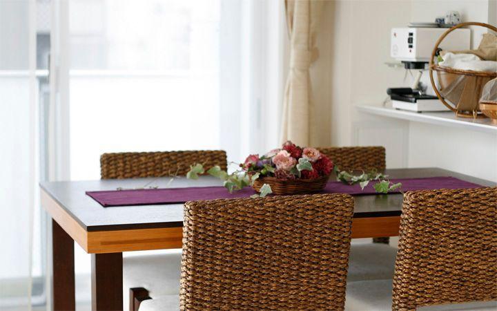 No.24 新居マンション(3LDK)で実現した機能美と共に暮らすアジアンインテリア実例:画像4
