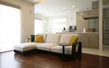 No.38 空間を贅沢に使った広々リビングダイニングルーム:画像1