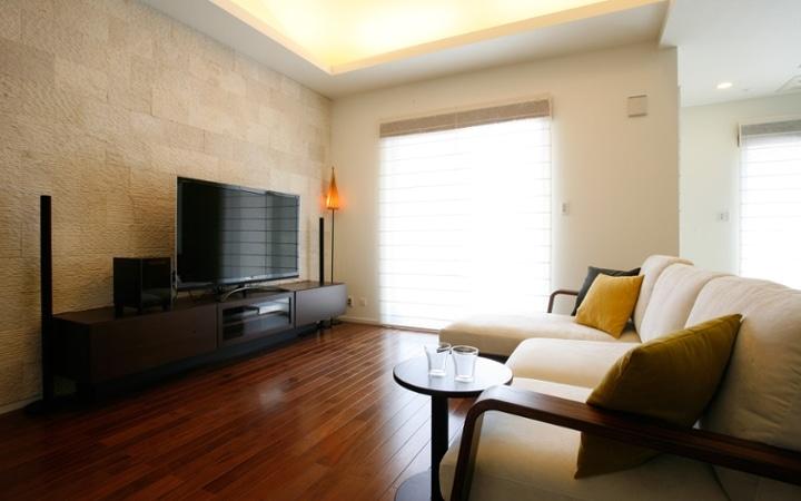 No.38 空間を贅沢に使った広々リビングダイニングルーム:画像2