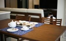 No.38 空間を贅沢に使った広々リビングダイニングルーム:画像5