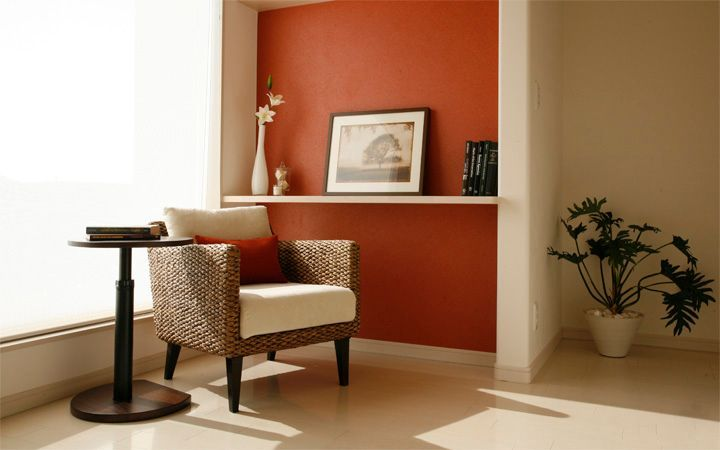 No.56 モデルルームの広いリビングに贅沢にレイアウトされたソファが魅力的なアジアンインテリア:画像4