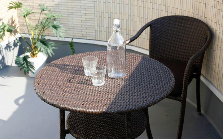 No.56 モデルルームの広いリビングに贅沢にレイアウトされたソファが魅力的なアジアンインテリア:画像7