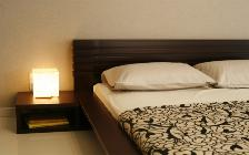 No.56 モデルルームの広いリビングに贅沢にレイアウトされたソファが魅力的なアジアンインテリア:画像10