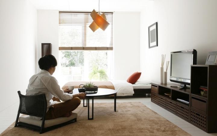 No.61 和モダンインテリアを楽しめる床座の暮らし:画像1