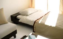 No.63 ソファが置ける6畳ワンルームの一人暮らしコーディネート