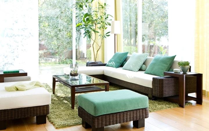 No.83 爽やかな緑のきらめき、ガーデングリーン・スタイル:画像2