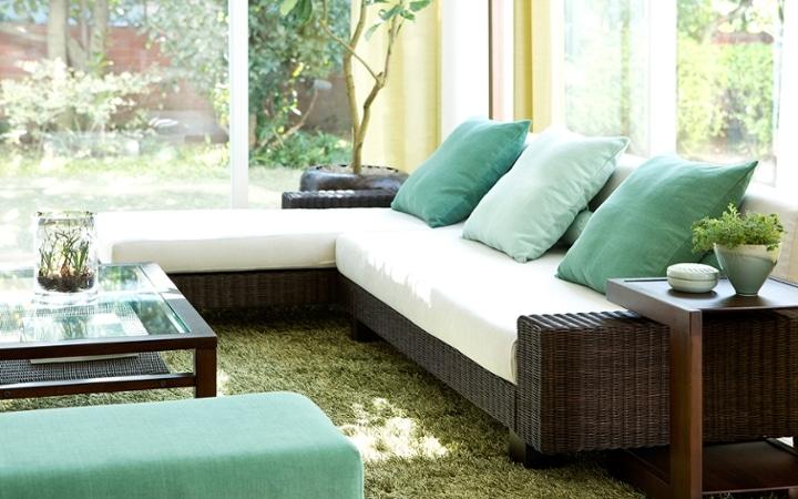 No.83 爽やかな緑のきらめき、ガーデングリーン・スタイル:画像3