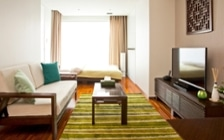 No.85 癒しのグリーンでリゾート気分を味わえる一人暮らしワンルーム