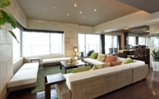 No.88 ロースタイルで実現したパノラマビューの贅沢リゾート空間