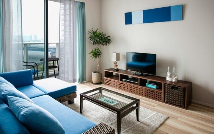 No.96 リバーサイド・ブルーの清涼感あるリゾートコーディネート:画像3