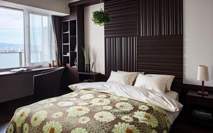 No.97 グリーンとブラウンで彩られた木の素材感を楽しめる住まい:画像4
