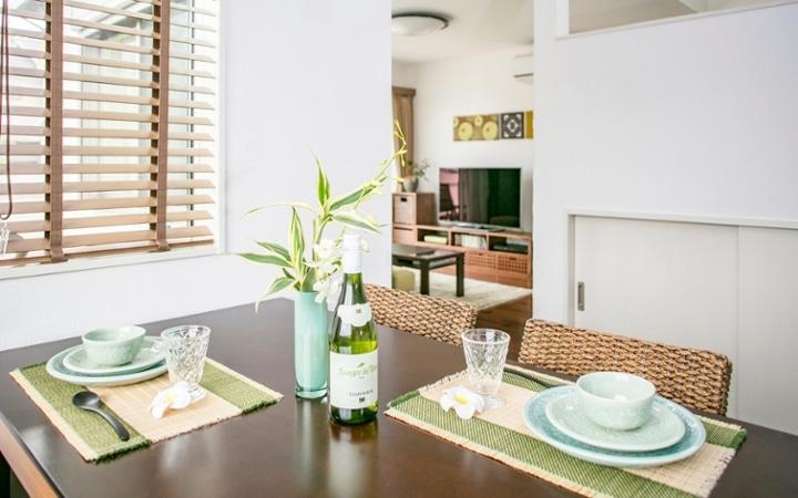 No.101 リゾートに佇むプライベートヴィラのようなグリーンの空間:画像8