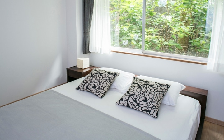 No.107 グレーとグリーンの対比が美しい 山リゾートのセカンドハウス:画像11