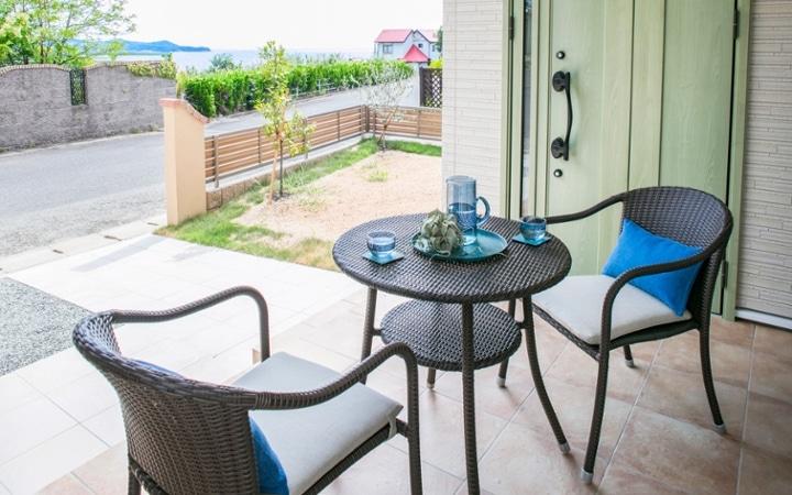 No.108 リゾートのような海と緑が広がるブルー&グリーンのセカンドハウス:画像8