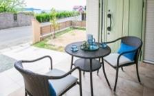 No.108 リゾートのような海と緑が広がるブルー&グリーンのセカンドハウス