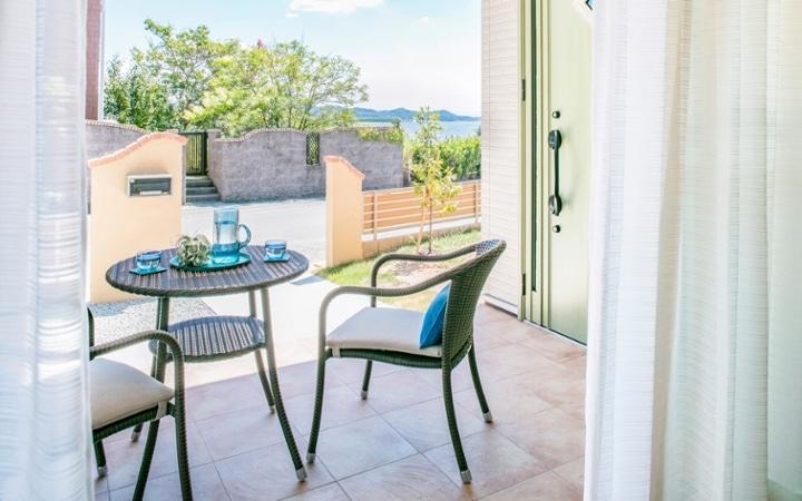 No.108 リゾートのような海と緑が広がるブルー&グリーンのセカンドハウス:画像7