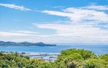 No.108 リゾートのような海と緑が広がるブルー&グリーンのセカンドハウス:画像6