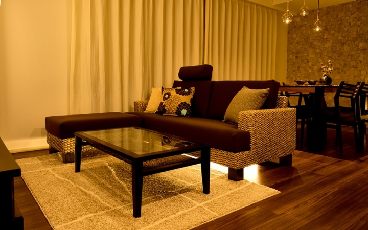 No.110 自然や温もりを感じるリゾートホテル風のマンションコーディネート:画像8