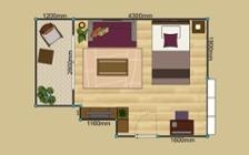 No.111 アジアの暮らしを楽しむ一人暮らしワンルーム:画像11