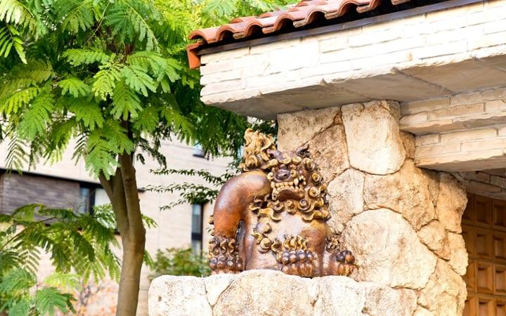 No.115 沖縄の碧い海と常緑の森を感じるリゾートホテル風コーディネート:画像17