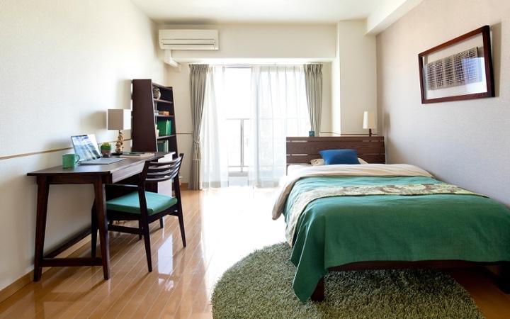 No.115 沖縄の碧い海と常緑の森を感じるリゾートホテル風コーディネート:画像12